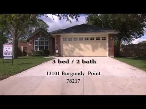 San Antonio Home for Sale in Northern Heights 13101 Burgundy Point 78217