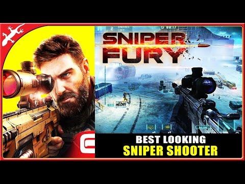 Sniper Fury (Gameloft) : Best Looking Sniper Shooter on