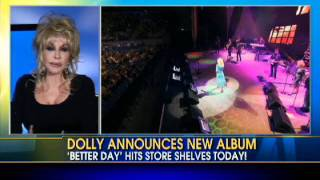VIDEO: Dolly Parton Previews New Album, 'Better Day'