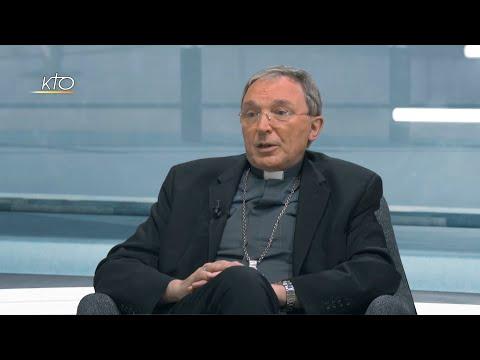 Mgr Laurent Dognin - Diocèse de Quimper et Léon