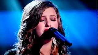 Sarah Simmons performs One of Us on The Voice 2013