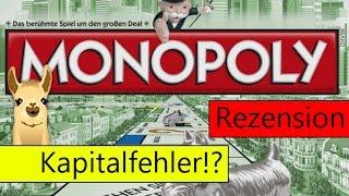 Monopoly (Brettspiel) / Anleitung & Rezension / SpieLama