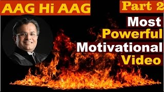 <b>Aag Hi Aag</b> Part 2 By Santosh Nair  Best Motivational Video In Hindi