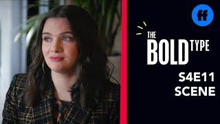 The Bold Type | Season 4 episode 11 | Extrait 2 : Jane Admits She's Struggling (VO)
