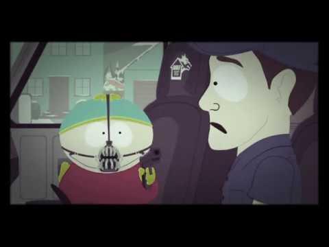 South Park Eric Cartman mit Bane Maske - Deutsch