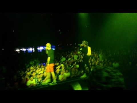 Lil Peep and Lil Tracy - White Whine (LIVE) (7-15-16 SANTA ANA at THE OBSERVATORY)