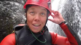 Le canyoning tropical !