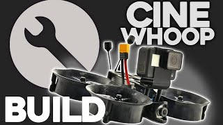 Build: Cinewhoop w/ DJI HD FPV (feat. NURK)