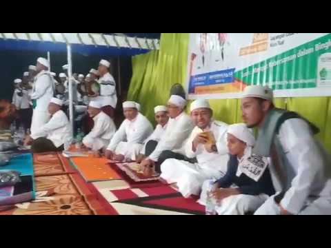 Ribuan Umat Muslim Kota Tual dan Malra Banjiri Tablik Akbar