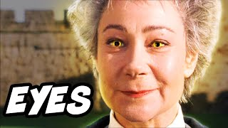 Why Madam Hooch Had YELLOW Eyes - Harry Potter Theory