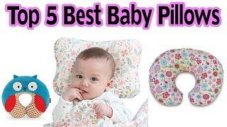 Top 5 Best Baby Pillows - Best Nursing Pillow
