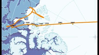 VIDEO: Moving magnetic north pole spurs nav, mapping updates