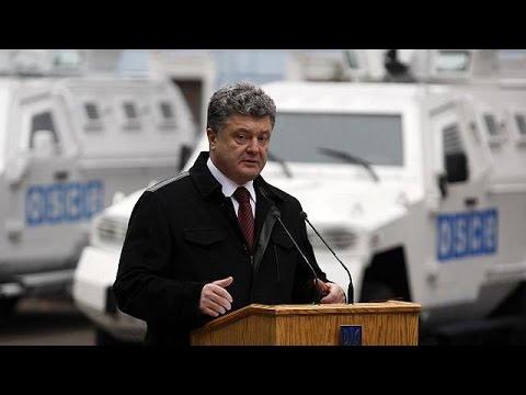 Kiev et l'OTAN accusent Moscou d'envoyer des troupes en Ukraine