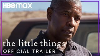The Little Things (2021) Video