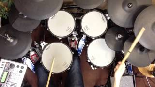 Chris Tomlin - I Lift My Hands (Drum Cover)