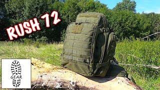 """Militärischer Rucksack """"Rush 72"""" von 5.11 Tactical"""