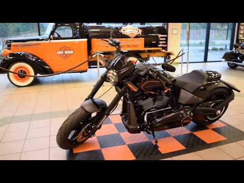 2019 Harley-Davidson Softail FXDR 114 FXDRS