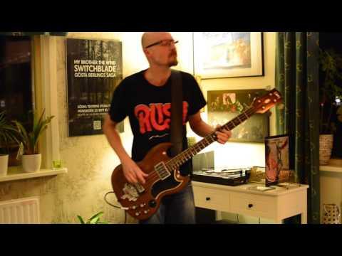 Ronny Eriksson / MOUNTAIN  'Don't look around'