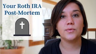 What happens to my Roth IRA when I pass away?