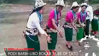 LOCAL DANCE : ADI//PONU OF LIBO BOKAR(TANI ETHNIC )