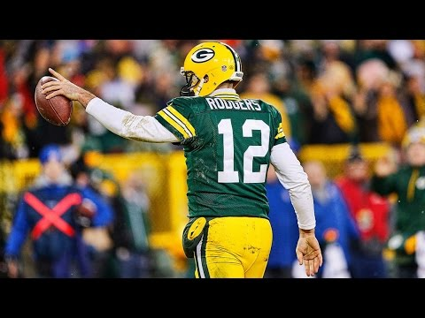 Aaron Rodgers Career Highlights