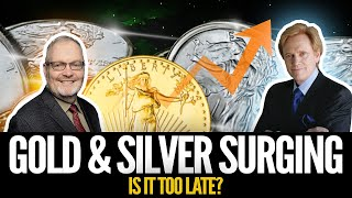 Gold & Silver - Is It Too Late? & Why Precious Metals Can Improve Mental Health