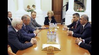 Российско-узбекское экономическое сотрудничество выходит на новый уровень