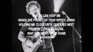 Ed Sheeran    Photograph (Martin Haber Edit)