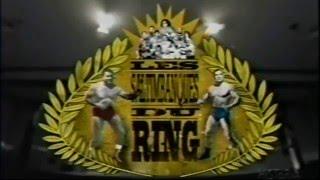 Les Saltimbanques du ring (Le bodyguard du premier ministre) [2006]