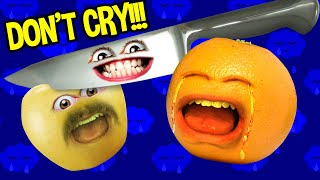 Try Not to Cry Challenge #3 | Annoying Orange