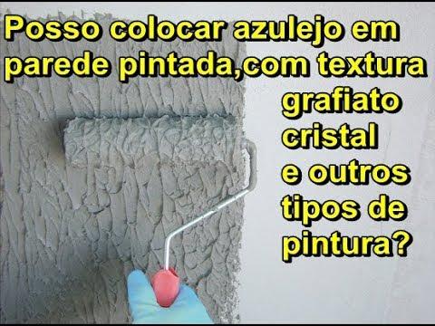Azulejo sobre textura
