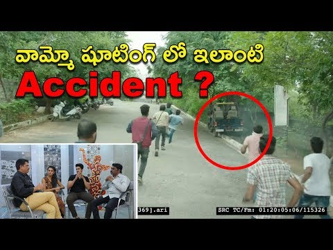 Heroine Anika Rao Accident in the sets of Swayamvadha