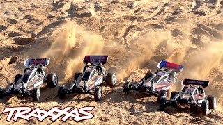 Traxxas Bandit Extreme Sports Buggy
