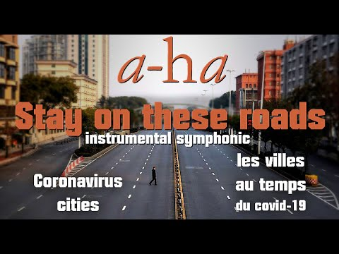 a-ha - STAY ON THESE ROADS - version instrumentale symphonique [AUDIO HQ]