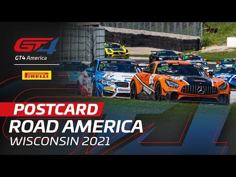 ブランパンGT 2021 ロード・アメリカ GT ハイライト動画