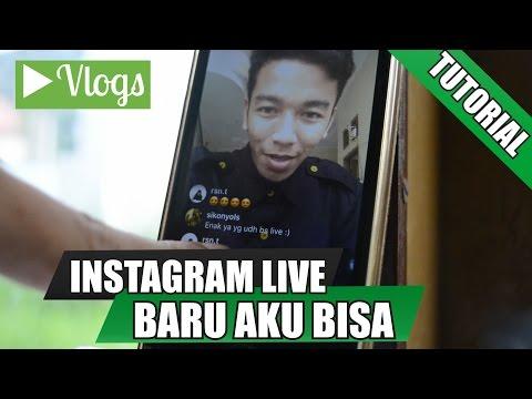 Video CARA PAKAI INSTAGRAM STORY LIVE STREAMING, ( MASIK TERBATAS PEMAKAIANNYA )