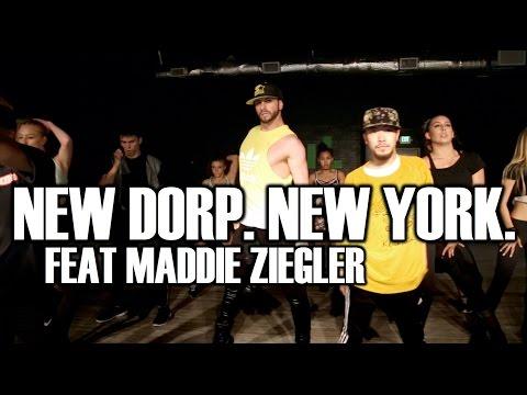 New Dorp. New York. Feat. Maddie Ziegler _ @BrianFriedman Choreography