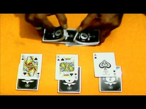 Download Easy Playing Card Magic Trick In Hindi Video 3GP Mp4 FLV HD