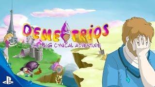 videó Demetrios: The BIG Cynical Adventure