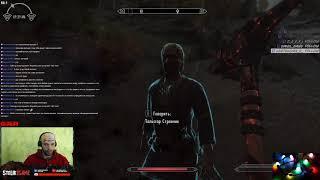 The Elder Scrolls V: Skyrim, часть 4!(сборка модов SLMP)