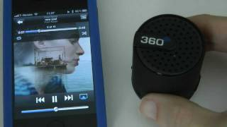 Veho 360 Portable Bluetooth Speaker Review