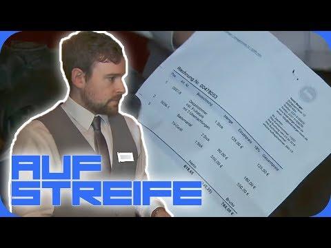 Teure Hotel Rechnung  - Nach RANDALE im Zimmer fehlen 2 Fernseher! | Auf Streife | SAT.1 TV