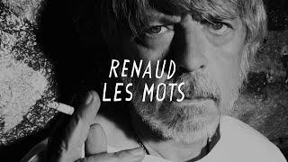 Renaud   Les Mots (Lyrics Video)