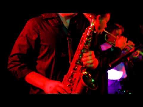 "Euphoria Brass Band"" ""Feel Like Funkin' It Up"" July 2011"