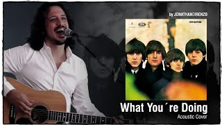 The Beatles - What You're Doing (Beatles For Sale Full Acoustic Album)