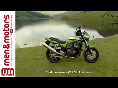 2004 Kawasaki ZRX1200R in Auburn, Washington