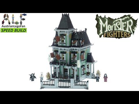 Vidéo LEGO Monster Fighters 10228 : La maison hantée