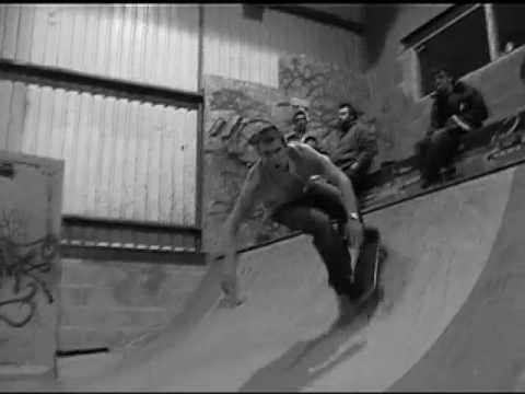 Cardiff Skatepark 2001-2003
