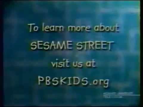 Sesame Street Funding Credits for Season 33 (2002) videominecraft ru