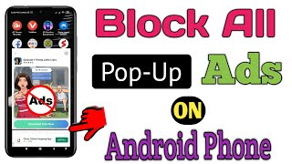How to Block All Ads On Android Phone Easy & Fast 2020